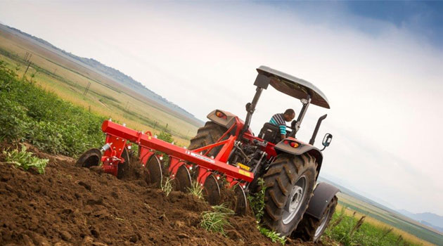 کشاورزی مدرن و ابزار آن