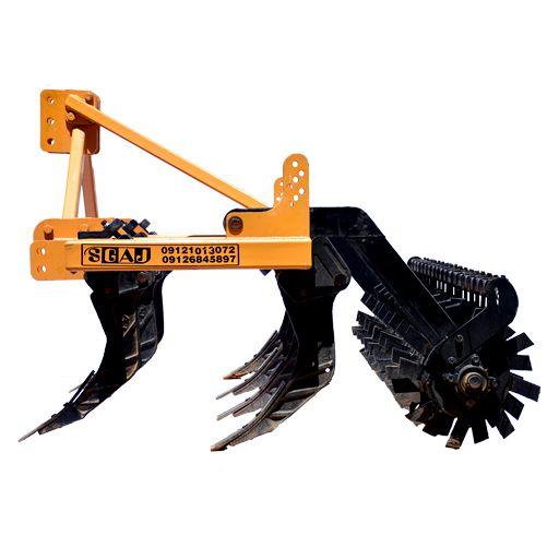 گاوآهن قلمی هفت خیش غلطک دار شرکت صنعت گستر عطاملک جوین sgajco | ادوات کشاورزی مدرن مکانیزاسیون