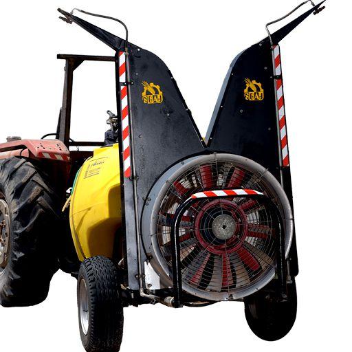خرید سمپاش توربینی دار stp | سمپاش توربینی stp مدل 2000 لیتری شرکت صنعت گستر عطاملک جوین sgajco | ادوات کشاورزی مدرن مکانیزاسیون